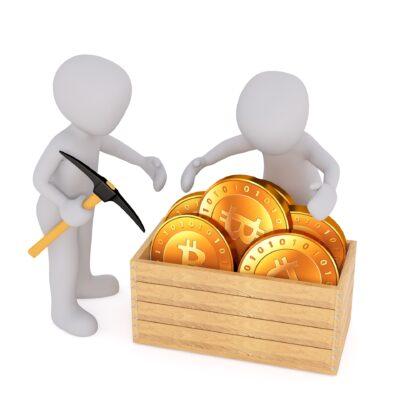 Cómo se producen los Bitcoins