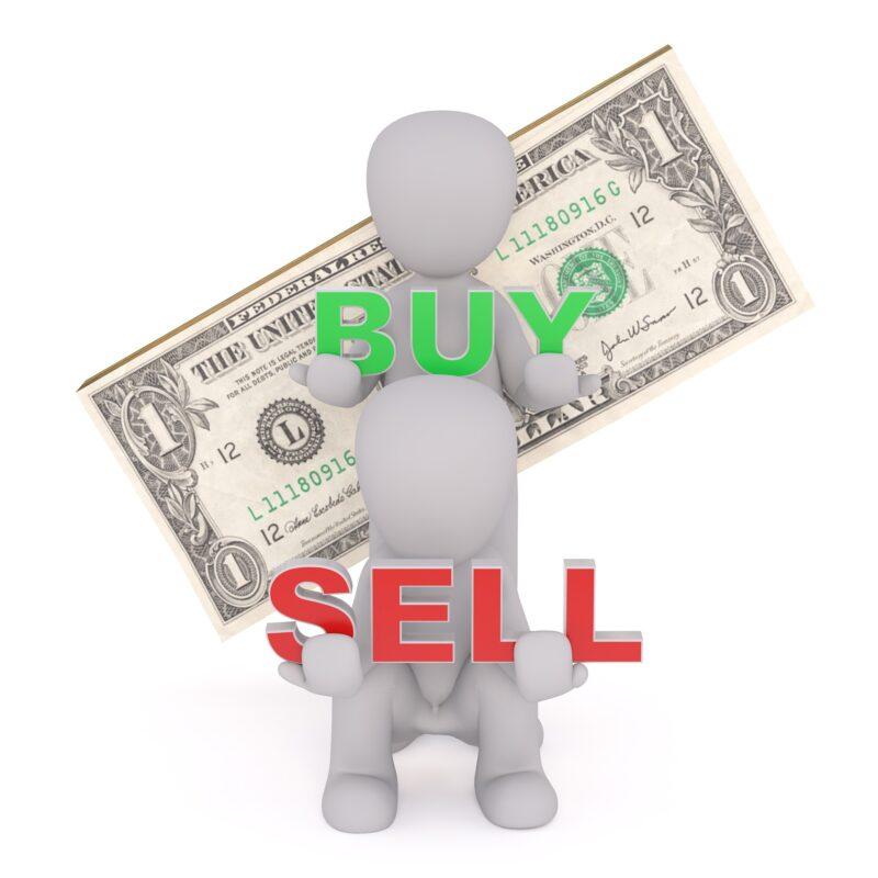 Trading con criptomonedas, comprar y vender