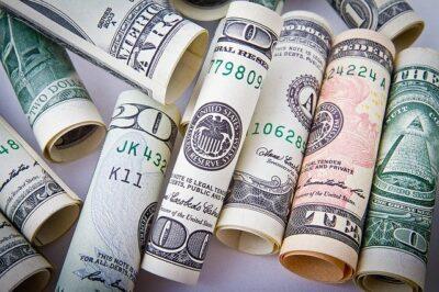 El mercado de las criptomonedas - dólar