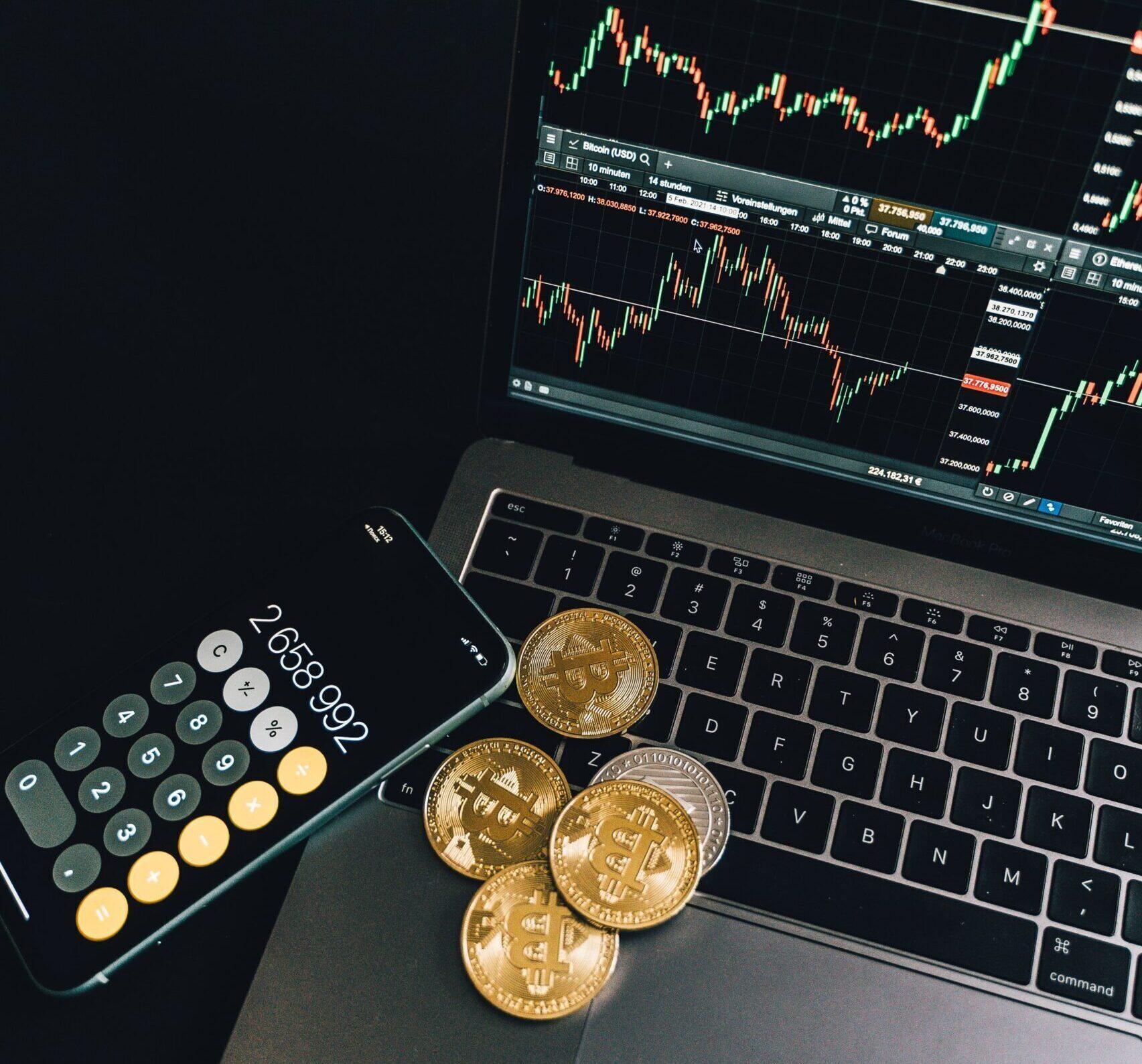 ganancias en altcoins debido al precio del bitcoin